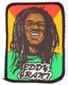 Eddy Grant - 'Close Up' Printed Patch